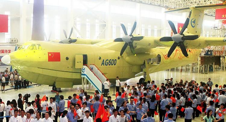 El hidroavión tiene unas dimensiones similares al Boeing B-737