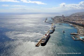 Puertos de Tenerife sigue por el buen camino y en crecimiento constante