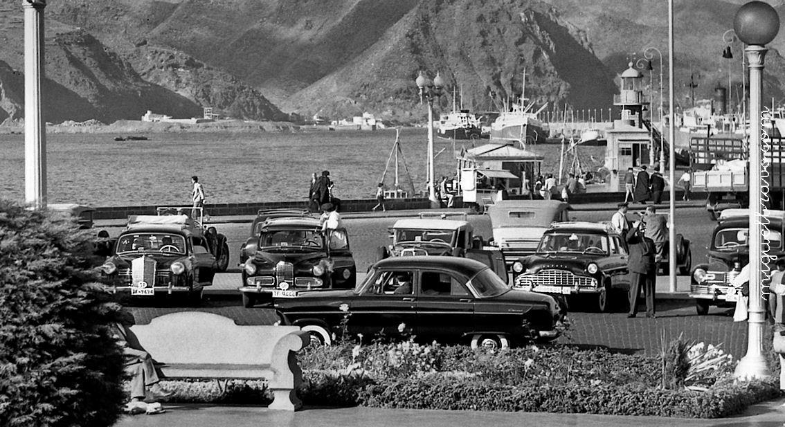 """La exposición """"Memorias del muelle"""" es un reencuentro con la historia portuaria"""