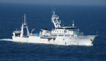 """El buque """"Cornide de Saavedra"""" es un referente en la investigación oceanográfica de España"""