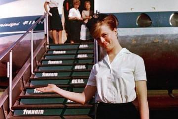 Finnair tuvo una flota de quince aviones Caravelle (1960-1984)