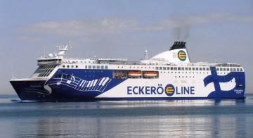 """El ferry """"Finlandia"""" es el buque insignia de Eckerö Line"""