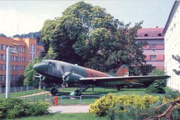 Lisunov Li-2, versión soviética del legendario Douglas DC-3