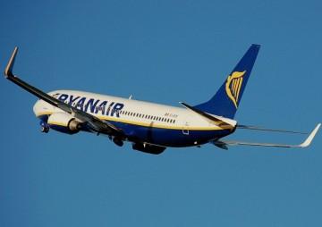 Ryanair asciende en el mercado español