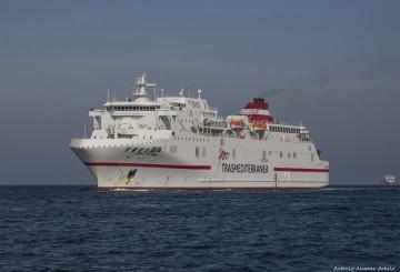 """El buque """"Juan J. Sister"""" cubrirá la línea Barcelona-Mahón en invierno"""
