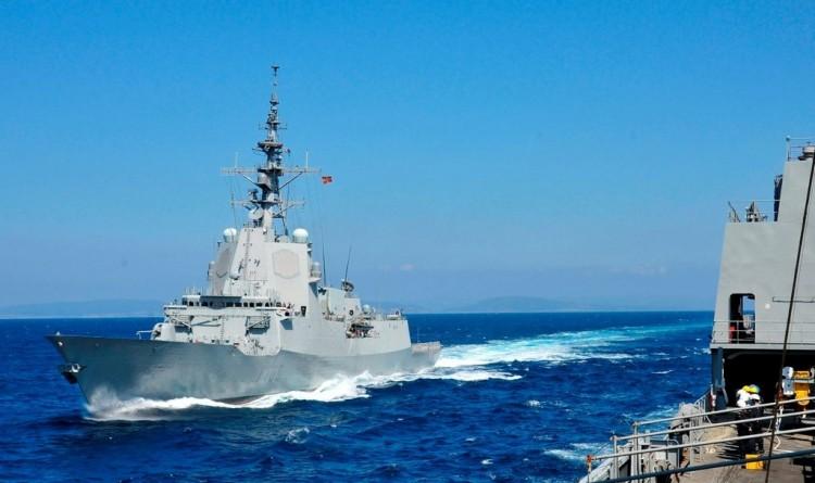 """La fragata """"Cristóbal Colón"""" es el buque más moderno de la Armada española"""