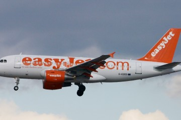 Easyjet ha pedido disculpas por el incidente