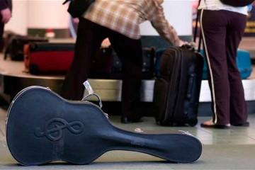 Los instrumentos musicales tienen limitaciones para viajar en cabina