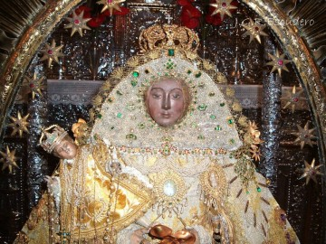 Nuestra Señora de las Nieves, Patrona de la Isla de La Palma
