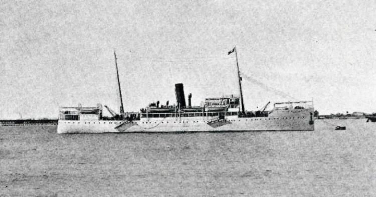 """Estampa marinera del buque """"Santa Isabel"""", recién terminada su construcción"""
