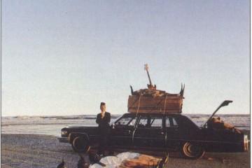 """Con la película """"Leningrad Cowboys Go America"""" llegaron los reconocimientos internacionales al trabajo de Aki Kaurismäki"""