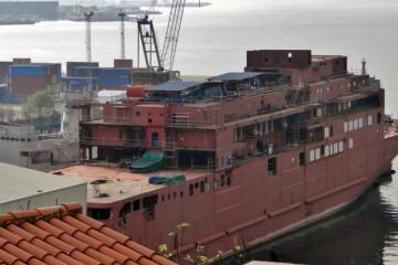 Vulcano y el Banco Santander han encontrado comprador para este buque