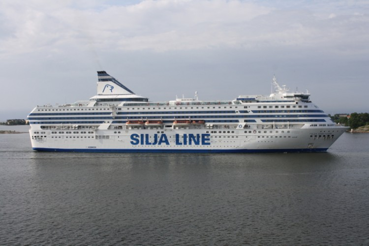 La flota de Finlandia supone el 0,14% del GT mundial