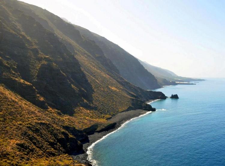 El paisaje, desconocido para muchos, es de una belleza singular