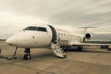 A la dirección de Air Nostrum le gustan los vuelos subvenciondos