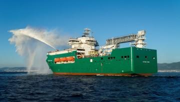 """El buque flotel """"Reforma Pemex"""" es el segundo de su clase construido en Vigo"""