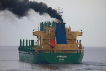 """El buque """"Mariana"""", controlado por Cuba a través de una sociedad panameña"""