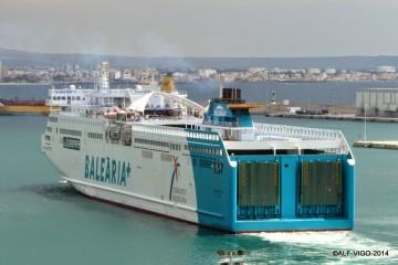 Balearia y Trasmediterránea podrían tener un competidor en Baleares y Valencia