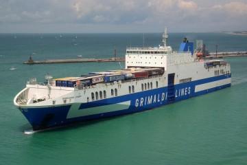 Grimaldi Holding tiene una flota importante y versátil