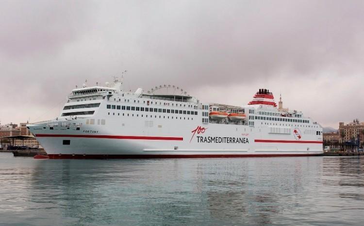"""El buque """"Fortuny"""" será mejorado y ampliará su capacidad"""