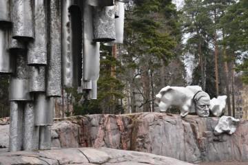 El proyecto generó debate en su día y hoy es uno de los iconos de Helsinki