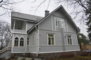 """""""Villa Angélica"""" es una casa de estilo romántico, que data de 1901"""