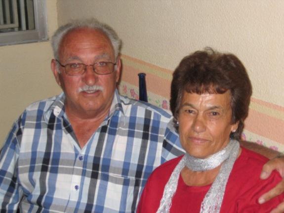 Luis Hernández y Rosa Martín recuerdan una historia angustiosa