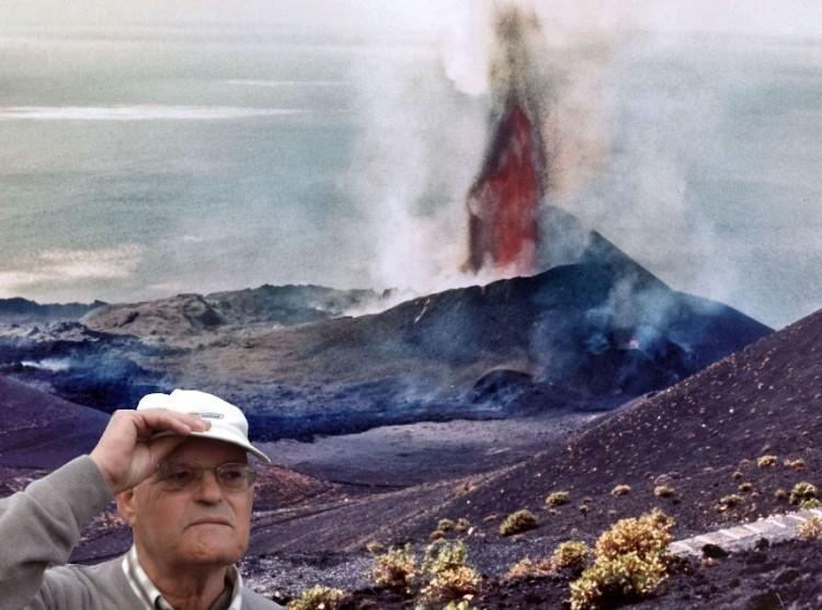 Jesús Ramón Pestana Cabrera (1945-2016), primer testigo del volcán Teneguía