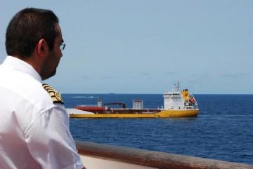 Carlos Gustavo Delgado, nuevo práctico del puerto de Santa Cruz de La Palma