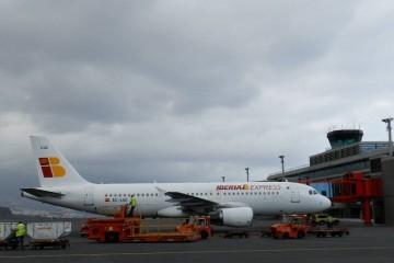"""Iberia Express bautizará a uno de sus aviones con el nombre de """"La Palma"""""""