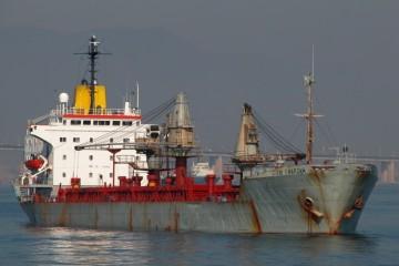 """En su última etapa. el buque """"M. Jacinto Verdaguer"""" navegó con el nombre de """"QSM Sharjah """""""