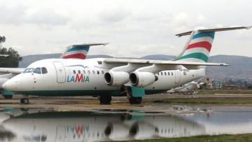 Este es el avión BAe 146 Avro RJ85 accidentado en Colombia