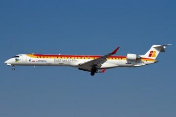 Air Nostrum renueva su flota con aviones Bombardier CRJ-1000