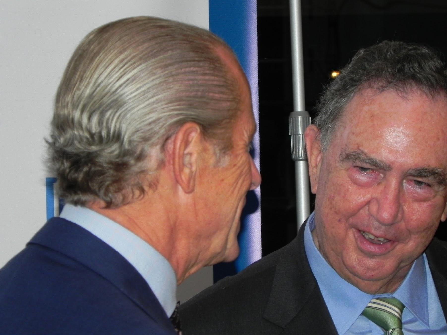 Rafael Montes Caracuel y Luis Vilches Collado