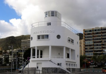 El edificio de Prácticos ha recuperado su esplendor, después de una acusada decadencia