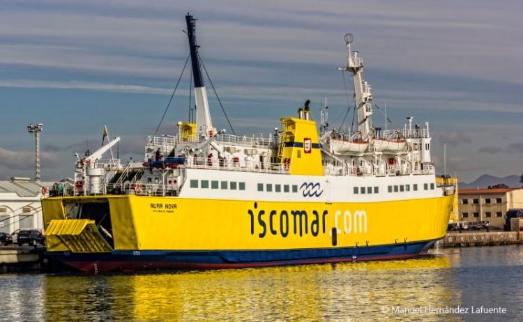 """El buque """"Nura Nova"""" ha sido adjudicado a Formentera Cargo"""