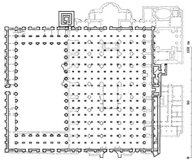 La imagen tiene un atributo ALT vacío; su nombre de archivo es 024-almohades-mezquita-aljama-catedral-sevilla.jpg