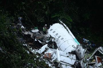 El avión se estrelló debido a la falta de combustible