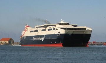 """Este es el catamarán """"Leonora Christina"""", uno de los mayores del mundo en su clase"""