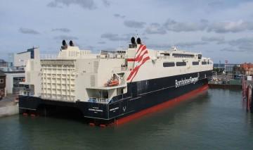 """El catamarán """"Leonora Christina"""" es uno de los mayores del mundo en su clase"""