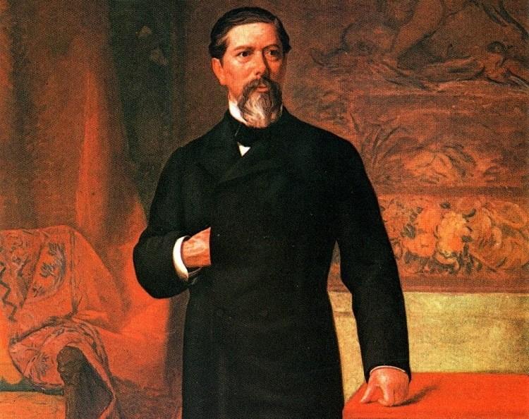 Antonio López y López, fundador de Compañía Trasatlántica