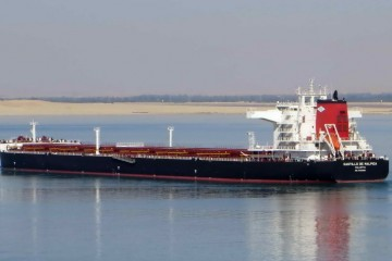 """""""Castillo de Malpica"""", último bulkcarrier de 120.000 toneladas de ENE construido en China"""