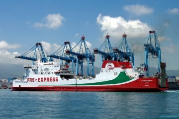 """Este es el llamativo aspecto del buque """"Al Andalus Express"""""""