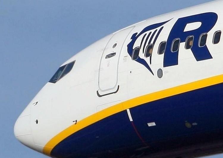 Ryanair es líder mundial en transporte de pasajeros