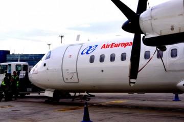 Air Europa Express podría competir en el tráfico interinsular de Canarias