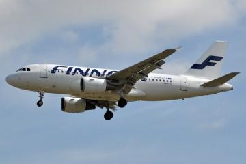 Finnair potenciará el uso del módulo A-319 en rutas europeas