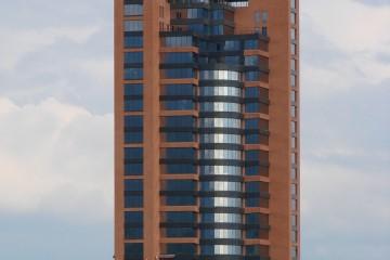 Torre Sindoni, uno de los emblemas de vanguardia de Maracay