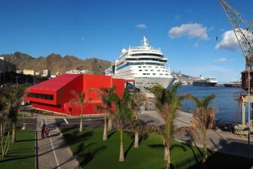 La cita del Carnaval tinerfeño, de especial interés para los cruceros de turismo