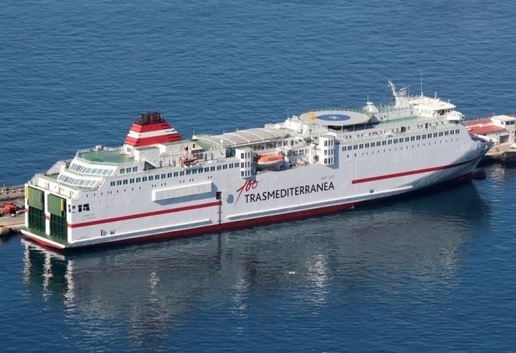 """El acto de presentación se celebró a bordo del buque """"Sorolla"""""""