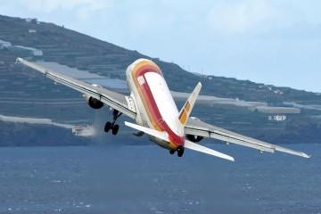 Iberia ha sido la aerolínea más puntual del mundo en 2016